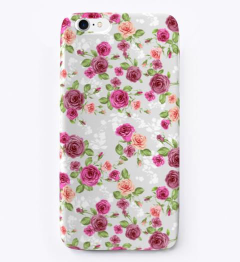 Best Flower Phone Case Ever  Standard T-Shirt Front