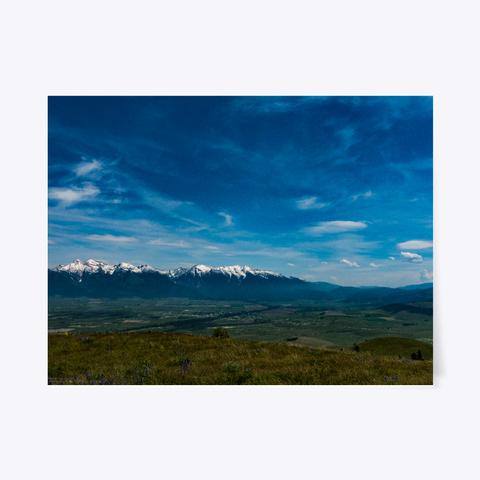 National Bison Range Summit Poster