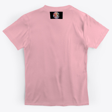 #Team Hello Promotions Pink T-Shirt Back