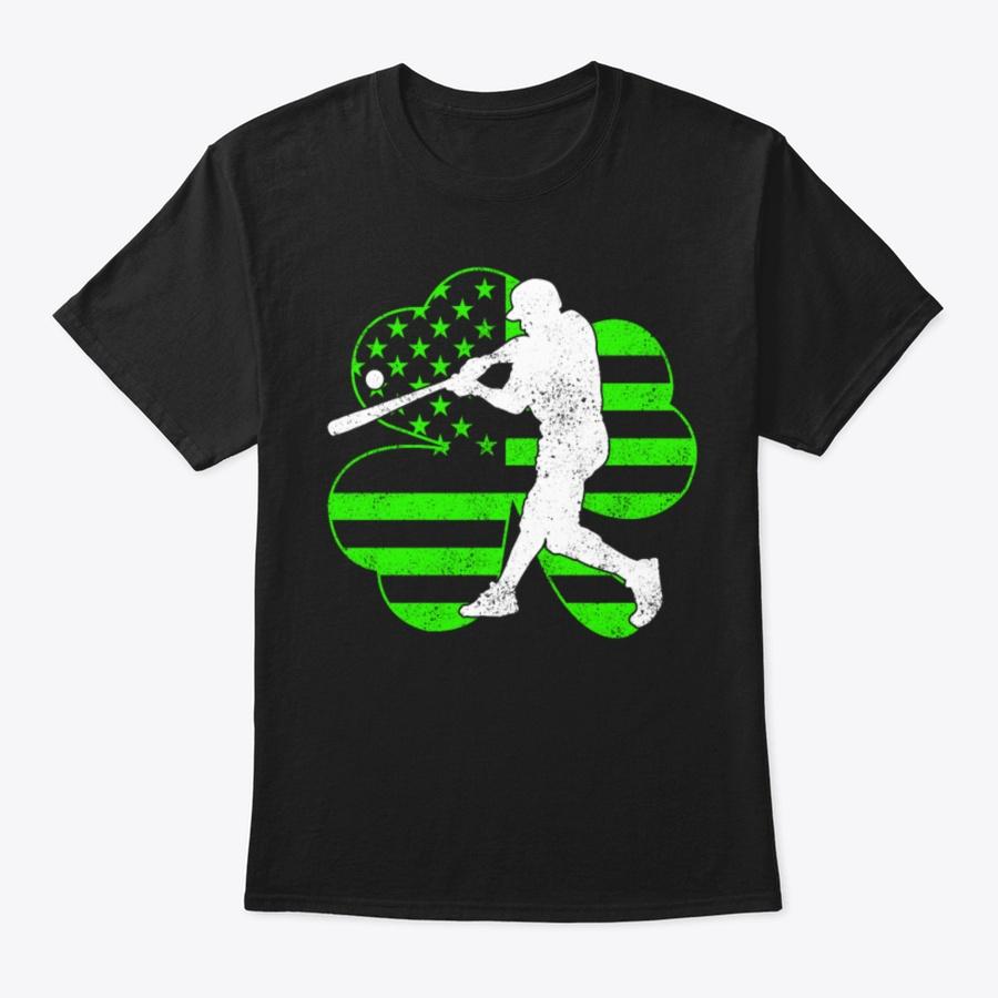 St Patricks Day Baseball Unisex Tshirt