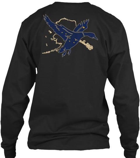 1116 Alaska Waterfowl Duck Hunting SweatShirt
