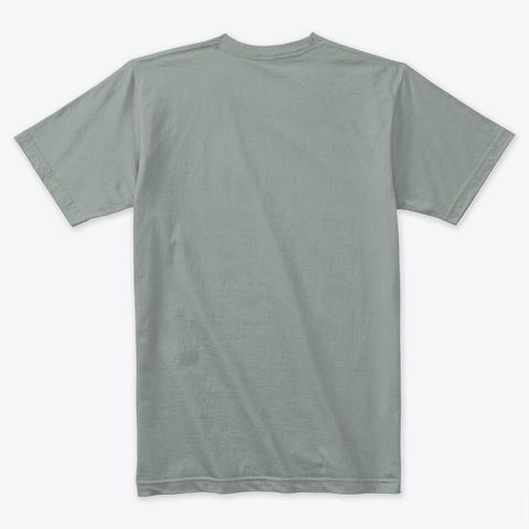 Feeding Time Warm Grey T-Shirt Back