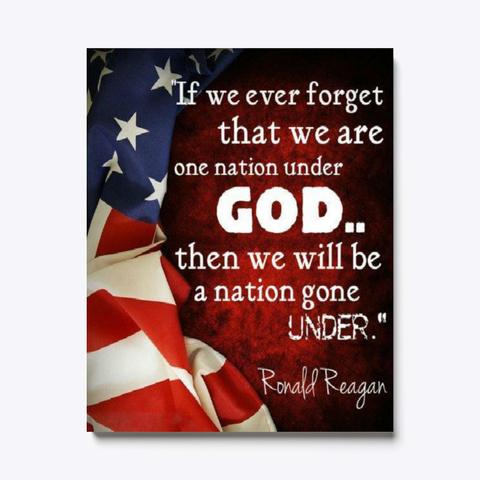 21c5ccab One Nation Under God Paining