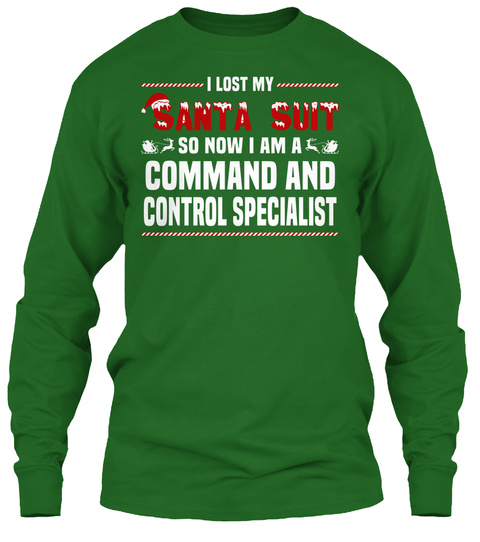 Command And Control Specialist LongSleeve Tee