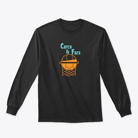 Basketball Lover Shirts Black T-Shirt Front