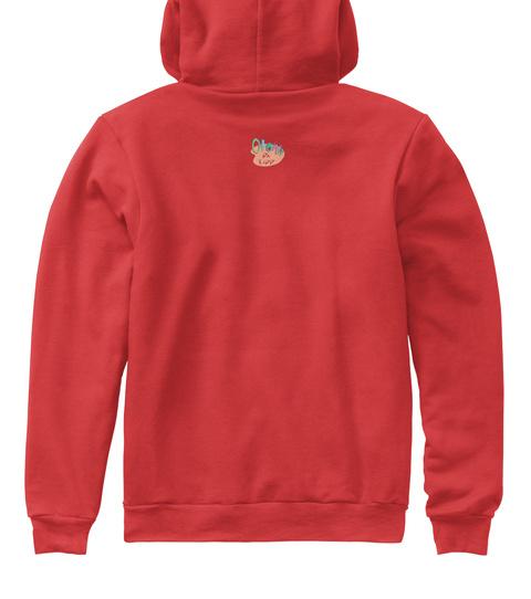 Run Rick ( Boyz N The Hood ) Red T-Shirt Back