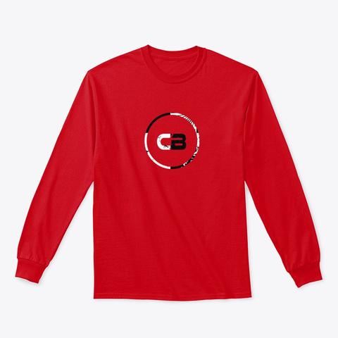City Buzz Montana X3 Red T-Shirt Front