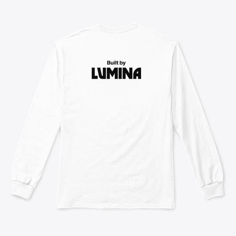 Lumina T Shirt White T-Shirt Back