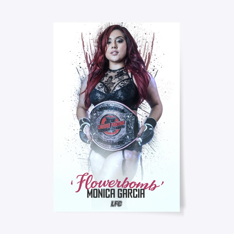 'flowerbomb' Championship Poster Standard T-Shirt Front