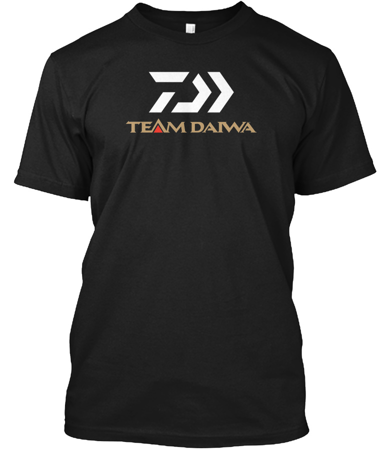 The Ultimate Fishing Team Is Daiwa LongSleeve Tee