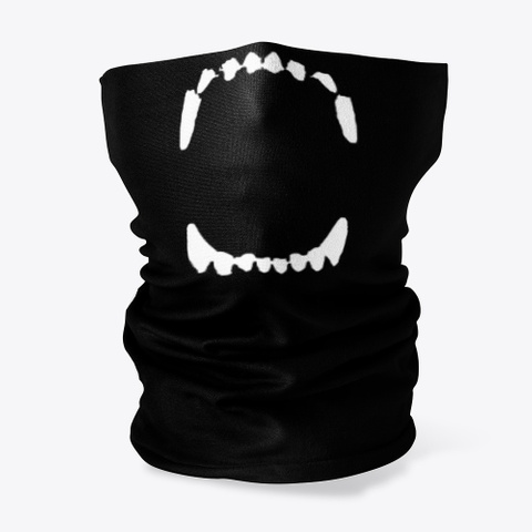 Fangs O.G. Collection Black T-Shirt Front