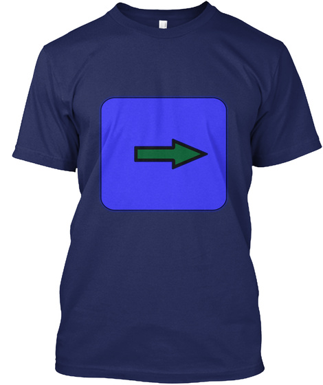 Twinlightenment   Inspiration Midnight Navy T-Shirt Front