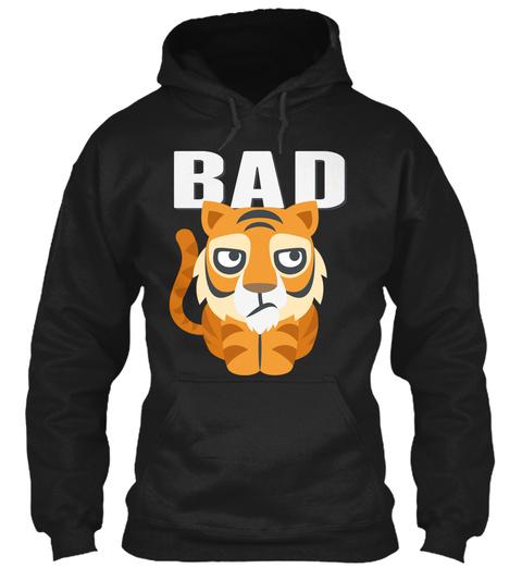Bad Bad Black T-Shirt Front