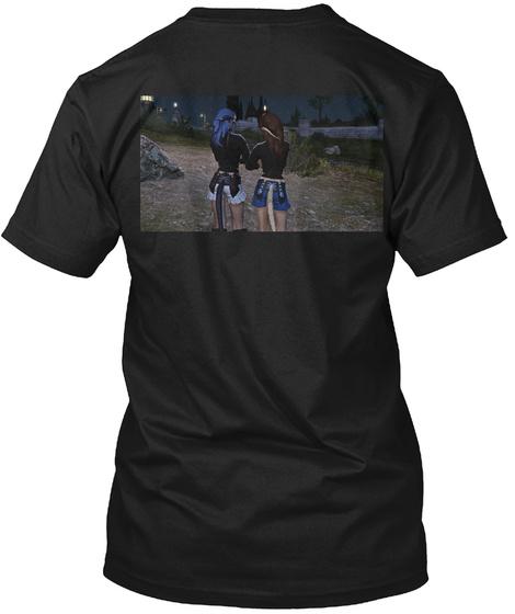 Doctors Poison Black T-Shirt Back