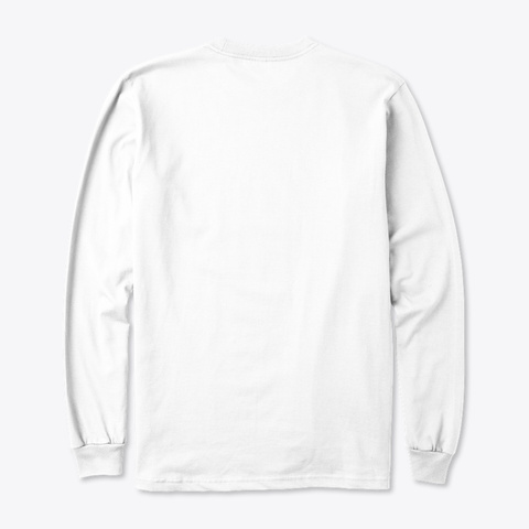 Vovo Me  White T-Shirt Back