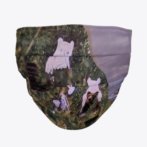 Bears Mask Standard T-Shirt Front