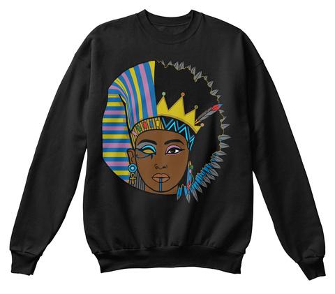 Goddess '18 Black T-Shirt Front