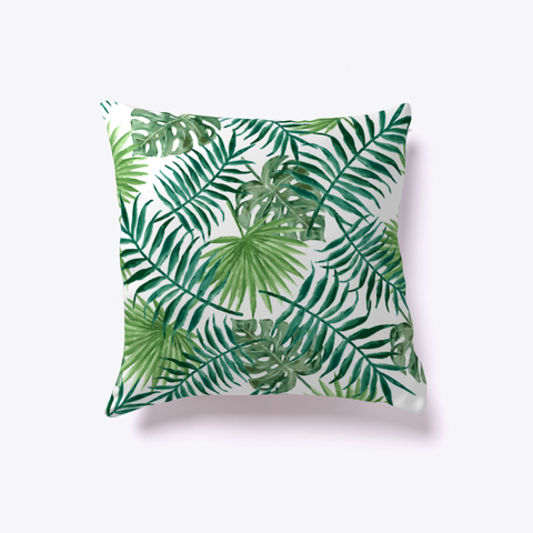 watercolor palm tree leaves pattern products teespring