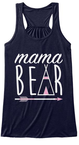 Mama Bear Women's Tank Top Front