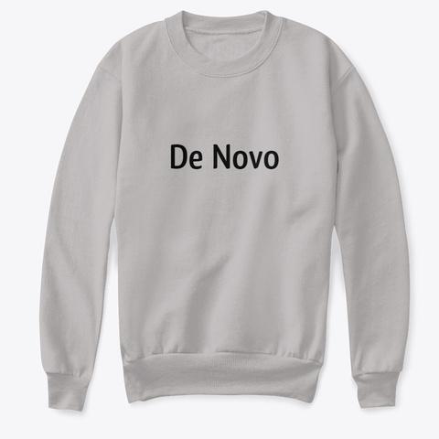 De Novo Light Steel  T-Shirt Front