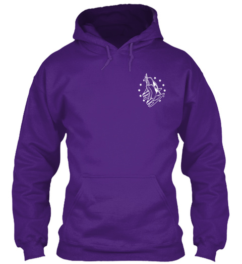 Na Purple T-Shirt Front