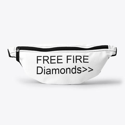 Free Fire Diamond Hack ¶No Verification¶ Standard T-Shirt Front
