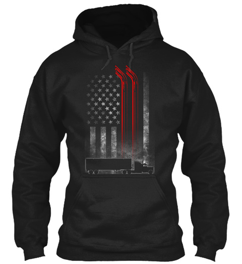 Limited Edition Black Sweater Front