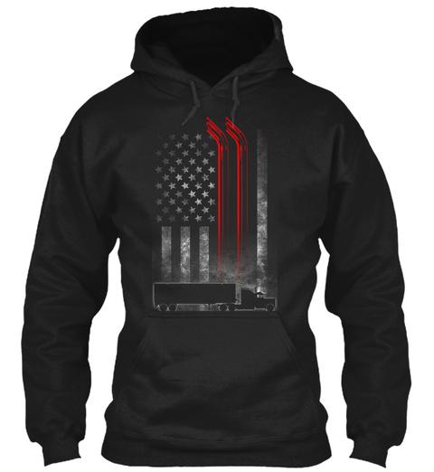 Limited Edition Black Sweatshirt Front
