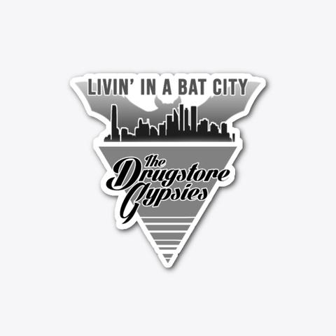 Bat City Standard T-Shirt Front
