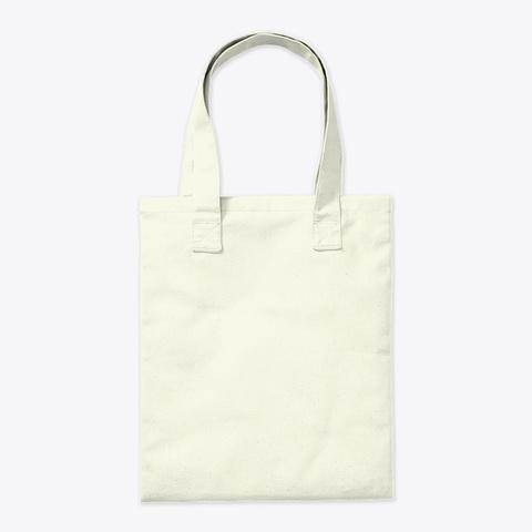 Phone Case & Mug Design  Natural Tote Bag Back