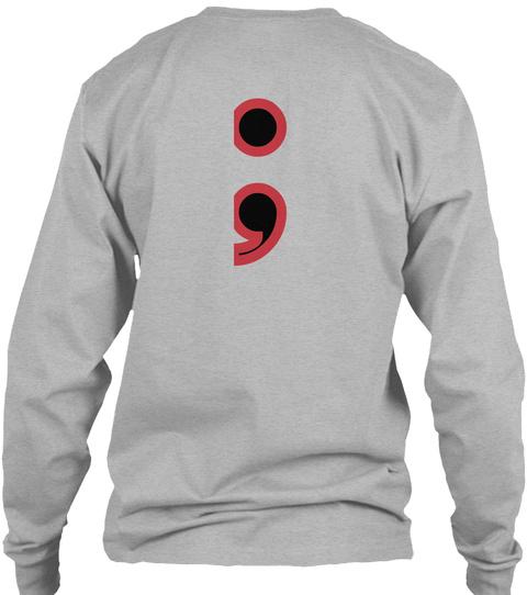 ; Sport Grey Kaos Back