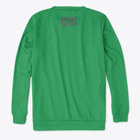 Merry Whomever Ugly Holiday Whatever Green T-Shirt Back