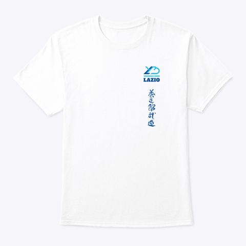 Ybl T Shirt Bianca White T-Shirt Front