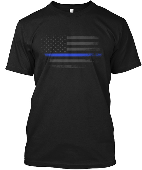 All Gave Some. Some Gave All Black T-Shirt Front