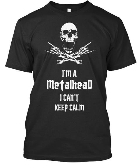 Heavy Metal  T Shirts - Metalhead Unisex Tshirt