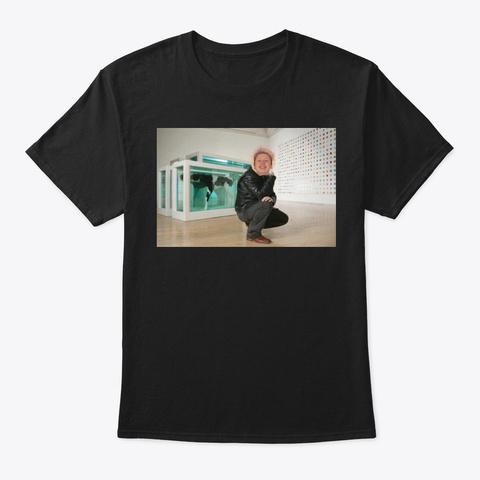 Turner Prize Winner Black T-Shirt Front