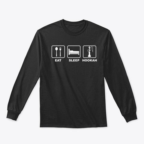 Manger Dormir Chicha Black T-Shirt Front