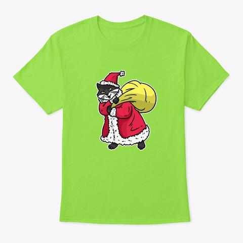 Christmas Gift Christkind Xmas Yule Noe Lime T-Shirt Front