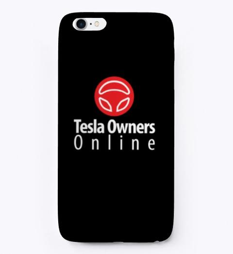 Tesla T iphone case
