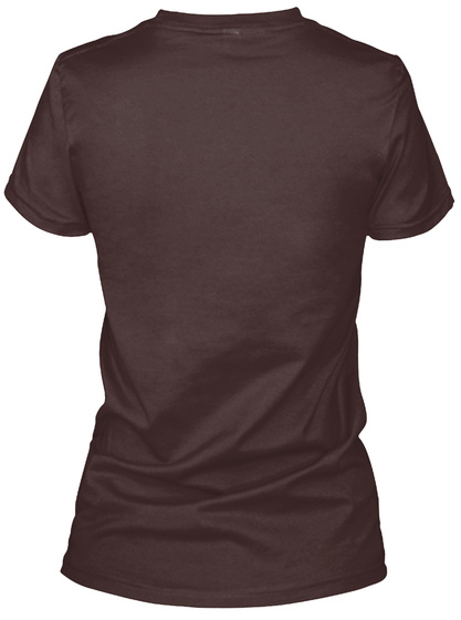 #1meditationaday Movement Is On!!! Dark Chocolate  T-Shirt Back