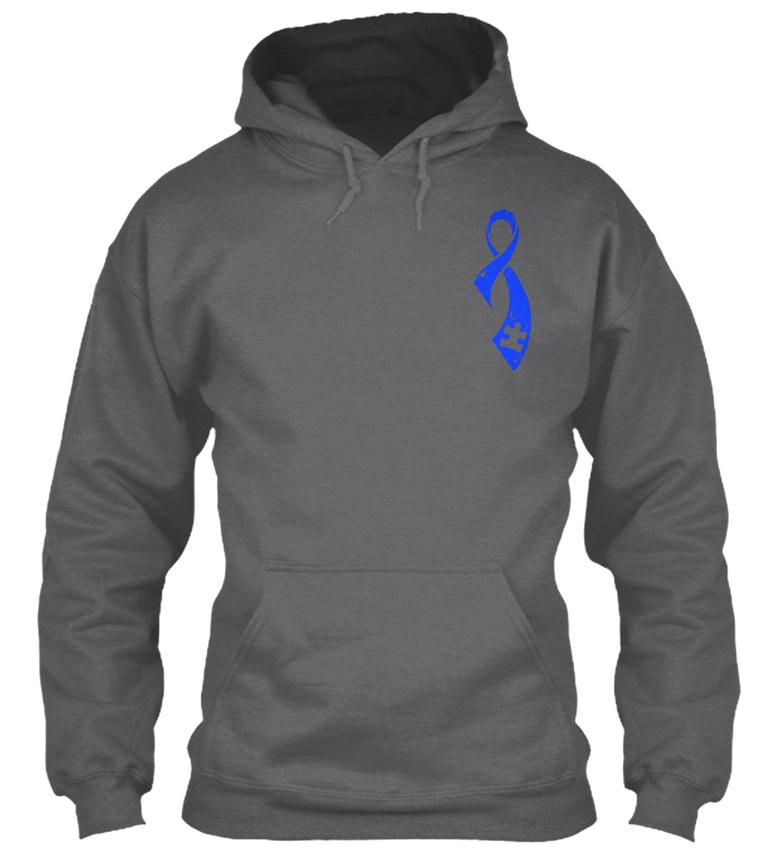 Autism-Awareness-Gildan-Hoodie-Sweatshirt thumbnail 12