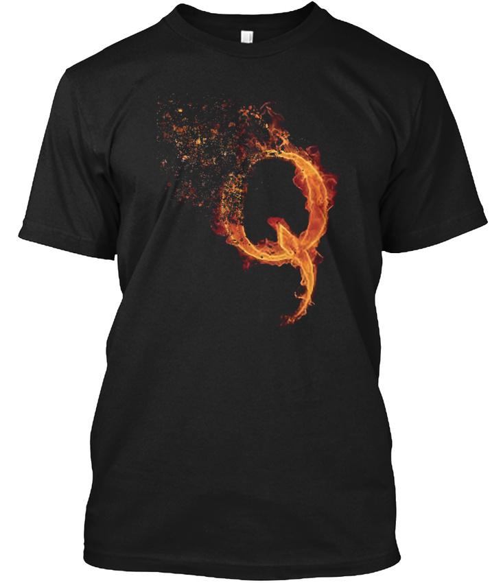 Q Anon Fire Gifts Modern Qanon Tees - Hanes Tagless Tee T-Shirt