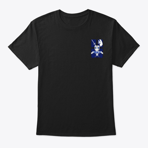 First Round Of I3 Products! Black T-Shirt Front