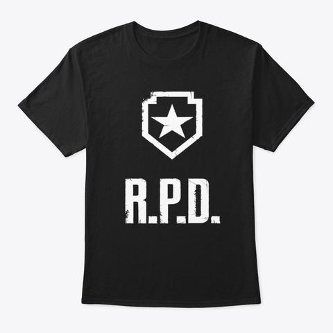 Resident Evil 2 R.P.D. Apparel Shirt