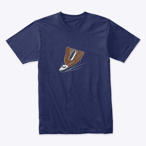Mr. Steven 🚀 #Sfsf Midnight Navy T-Shirt Front