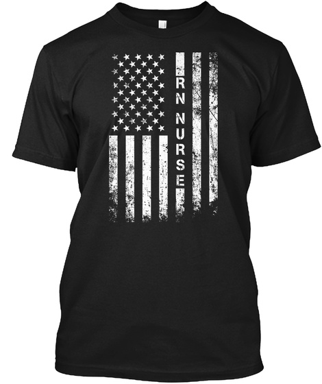 Rnnures Black T-Shirt Front