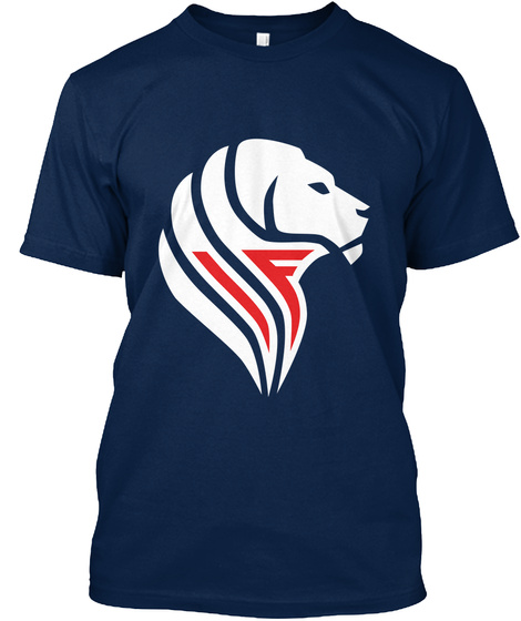 If Navy T-Shirt Front