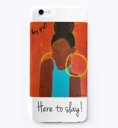 Front of You Got This iPhone Case