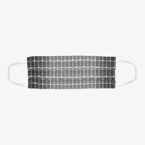 Opera Arches Face Mask Standard T-Shirt Flat