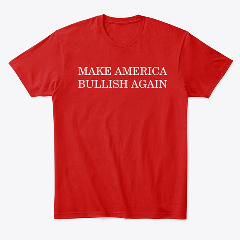 MAKE AMERICA BULLISH AGAIN